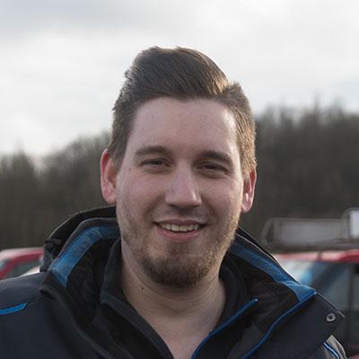 Sebastian Grüger - Auszubildender