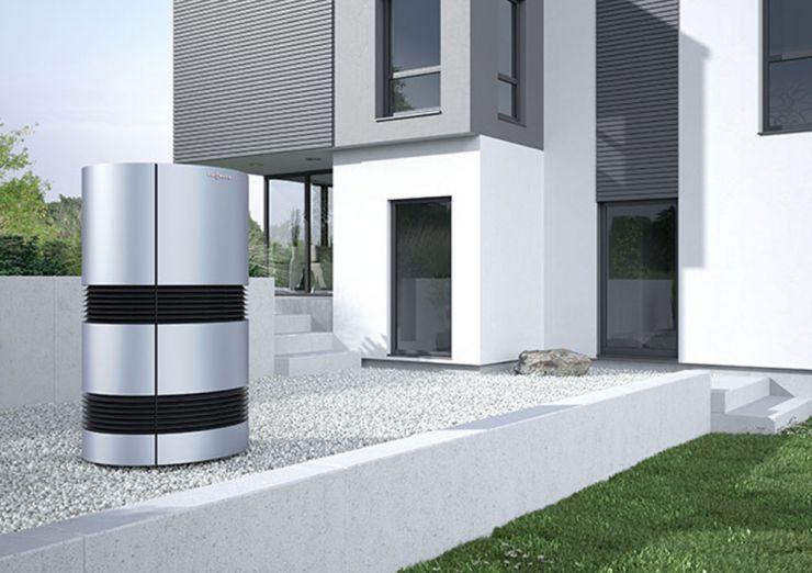 Wärmepumpen der Kolk GmbH