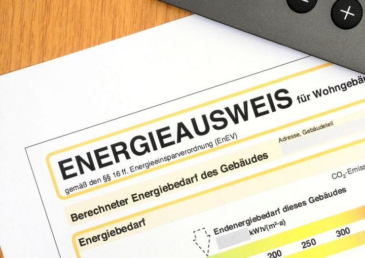 Energieausweis der Kolk GmbH